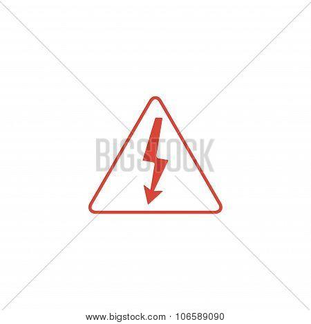 High Voltage - Vector Illustration
