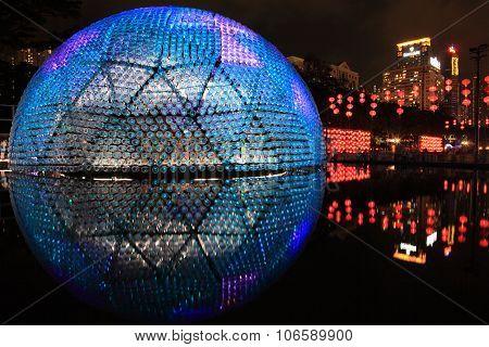 Victoria Park dome