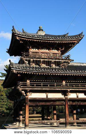 Byodoin temple, Japan