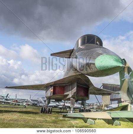 Su-100(t-4)- Strike-reconnaissance Aircraft. Max. Speed, Km/h-3200 (1972)