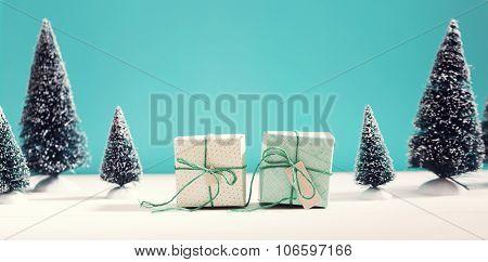 Little Green Handmade Gift Boxes