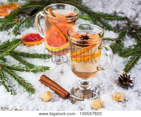Mulled Wine From White Wine