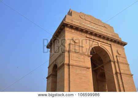 War Memorial India Gate, New Delhi, India