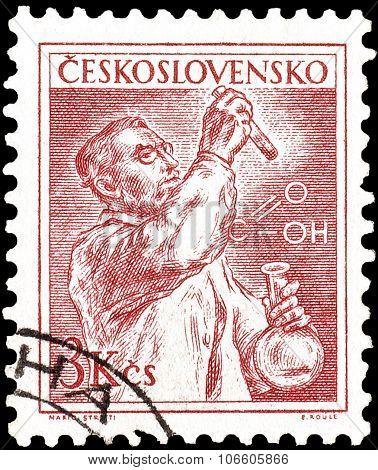 Czechoslovakia 1954