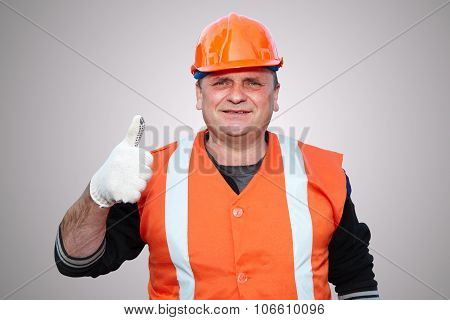 Mature Contractor And Success