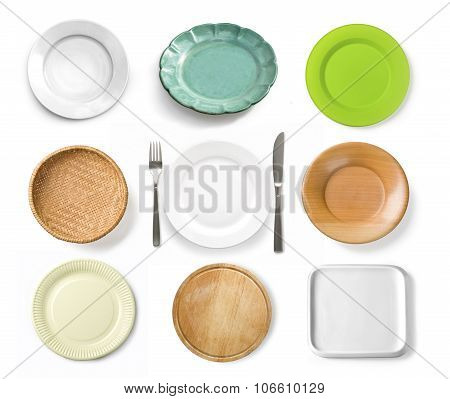 Different Plate