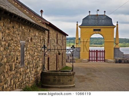 Louisbourg Arch