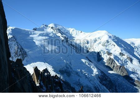 Mont Blanc Snowfield