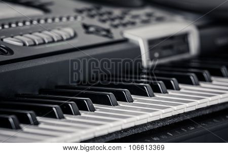 Modern Digital piano