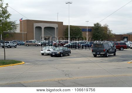 Sears at the Louis Joliet Mall