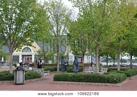 Riverwalk Landing in Yorktown, Virginia