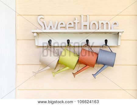 Sweethome Sign