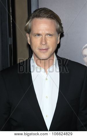 LOS ANGELES - OCT 29:  Cary Elwes at the