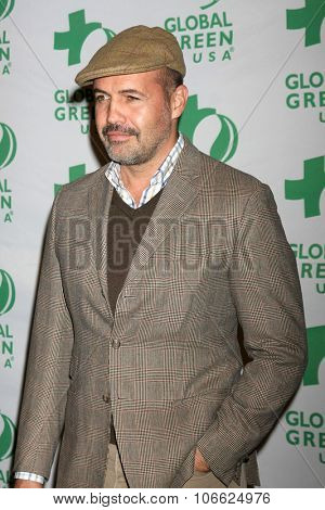 LOS ANGELES - OCT 29:  Billy Zane at the Global Green Hosts Book Lauch of