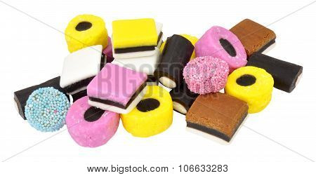 Liquorice Allsorts Candy