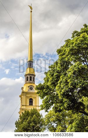 Peter and Paul Cathedral of the Holy Apostles Peter and Paul Fortress