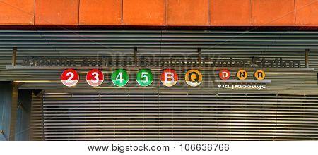 Barclays Center Subway Station