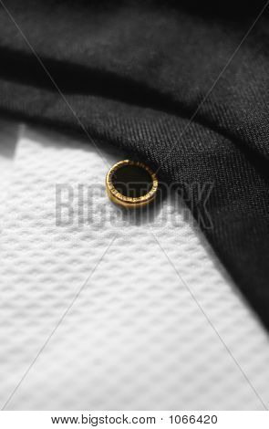 Black Tie White Shirt