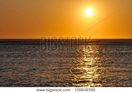 Sunset at Hangover Bay, Western Australia