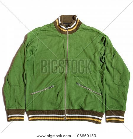 Light green jacket