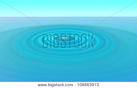 Ripples In Water