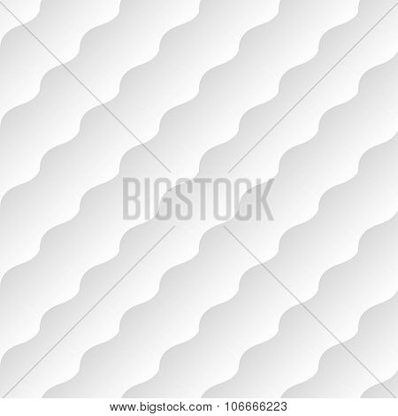 White neutral seamless background. illustration