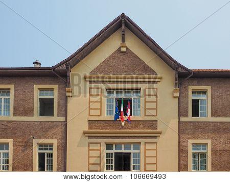 City Hall In Collegno
