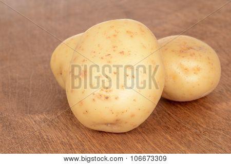macro new potatoes