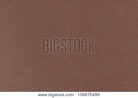 brown fabric textile texture for background