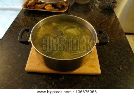 A Pot of Soup
