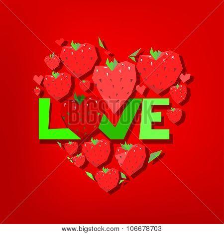 heart tree illustration