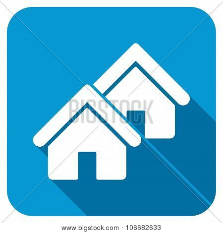 Realty Longshadow Icon