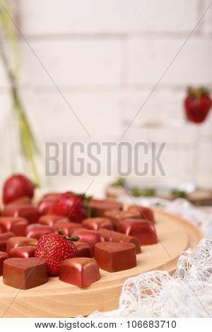 The Chocolate Candies