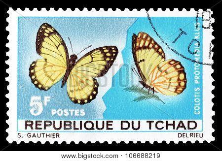 Tchad 1995