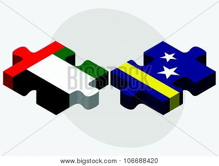 United Arab Emirates And Curacao