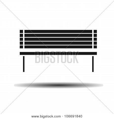 Black Park Bench