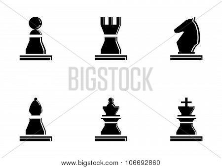 chessmen.