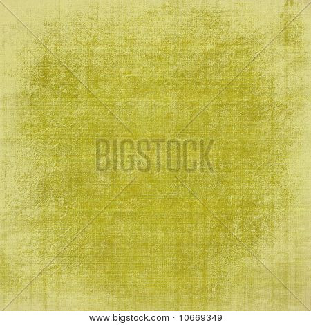Mustard Yellow Textured Background