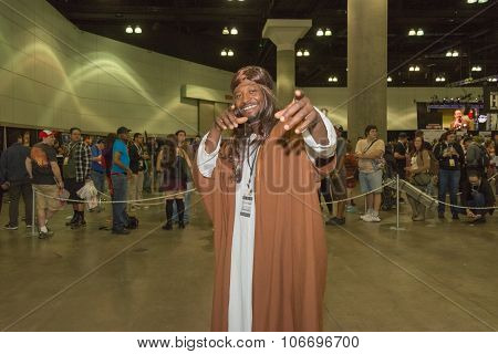 Black Jesus Cosplay