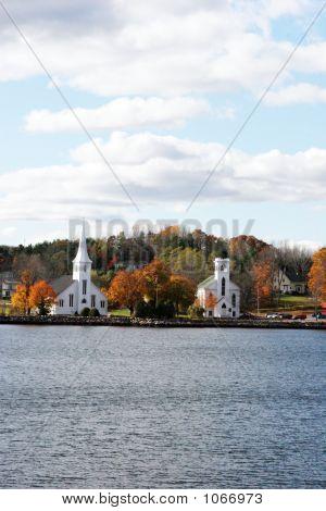 Churches In Nova Scotia, Canada