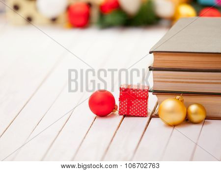 Books With Christmas Gifts