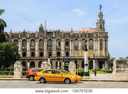 Great Theatre Havana