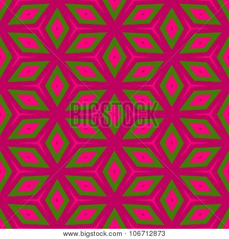 Abstract decorative pattern usable for garment printing