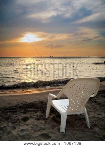 Beach Chair - Silla En La Playa