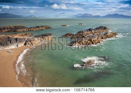 Views Across The Menai Straits