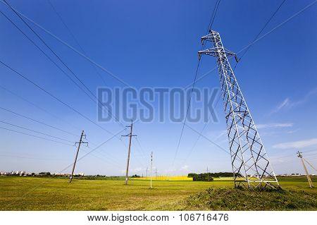 Power in the   field