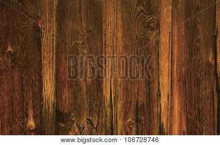 Brown Weathered Barn Wood Background