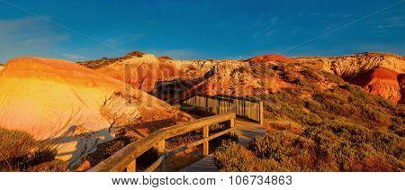 Landscape of South Australia
