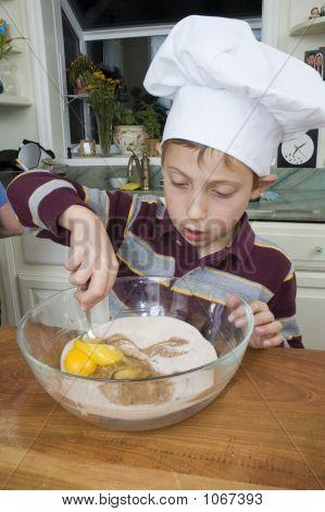 Baking A Pie 3