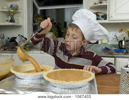 Baking A Pie 6